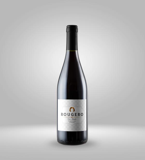 rougero vino timido confezione da 1 bottiglia